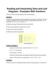 Reading and Interpreting Stem and Leaf Diagrams examples and solutions.docx