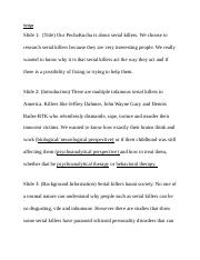 Serial Killers Psych Project.docx