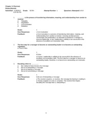 chapter case study essay how can mark kent whitney and  5 pages chapter 11 post test