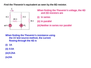 EE 302 - Practice Problems - Thevenins w Dependent Sources