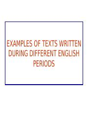 Example-DiffPeriod-Beowulf.ppt