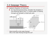 Notes11-Seepage theory