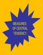 Chapter 2_ Center of tendency.pptx