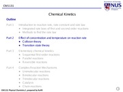 CM1131_Chemical Kinetics_Part 2_IVLE