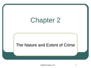 Criminal Justice Chapter 2 Slides