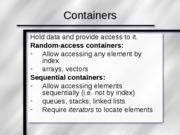 9-Containers