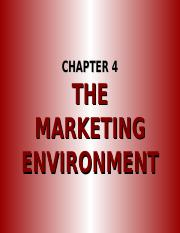 9 MARKETING Enviornment.ppt