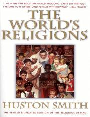 Huston Smith-The World's Religions_ Our Great Wisdom Traditions-Harper San Francisco (1991).pdf