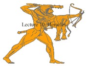 Lecture 10 Heracles