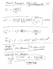Lecture Notes 3-5