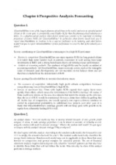 Solutions - Chapter 6 (updated 1-2011)