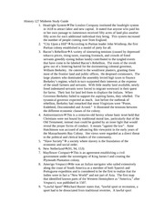 History 127 Midterm Study Guide