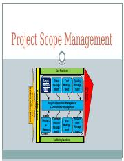 05-PMC-Project Scope Management