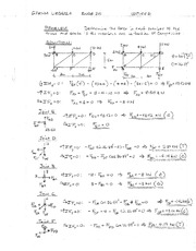 Lecture6 Solution