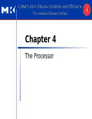Chapter 4 The Processor.pdf