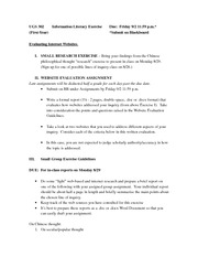 UGS 302 Lai Information Literacy  Exercise FY Section (1)