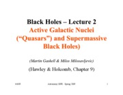 Lecture10 Black Hole2