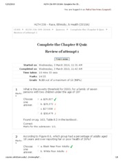 HLTH 236-599 2010A_ Complete the Chapter 8 Quiz