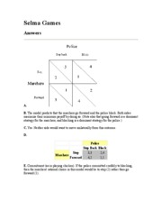 Practice Problem 1 Answers