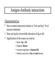 Lecture 5 - Antigen-Antibody interactions.pptx