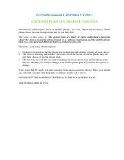 economics microeconomics universiti curtin sarawak 2 pages essay topic semester 1 2015