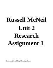 unit 4 assignment 1 enhance and Tutorials for question - capella mba6016 unit 4 assignment 1 categorized under business and general business.