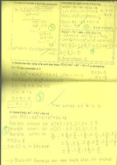 Unit 1 quiz on long division