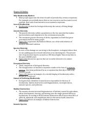 Chapter 20 Outline biology.docx