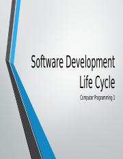 Software Development Life Cycle.pptx