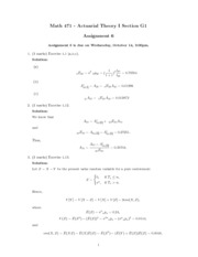 MATH 471-Assignment 6 solution.pdf
