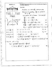 1042_Mechanics Homework Mechanics of Materials Solution