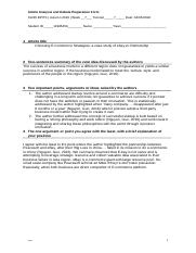31245 Article Analysis and Debate Preparation Form 4.docx