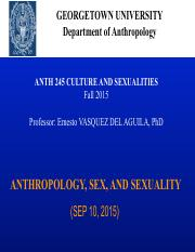 SEP 10-ANTHROPOLOGY SEX AND SEXUALITY-CLASS NOTES(1)