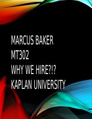 Baker_Marcus_Unit_Four_Assignment_MT302