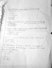 Study guide problems for functions