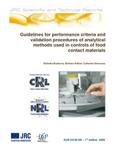 guidelines_for_performance_criteria_and_validation_procedures_of_analytical_methods