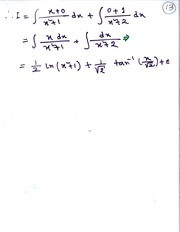 MATH 3001 Irreducible Quadratic Factor Notes