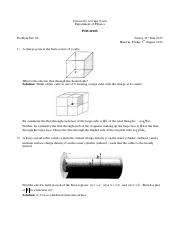 PHY2010S_2015_WPS02_Solution.pdf
