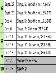 6.1 REL101 Buddhism part 1-1