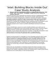 (S1 - 2016 - 4.1) Assessment 1 - Case Study Analysis.docx