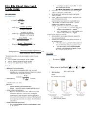SAMHO_ChE 102 Cheat Sheet and Study Guide.docx