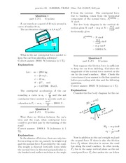 Practice 05 Solutions