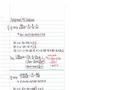 203_Assignment_8_Solutions