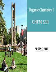 CHEM 2201_SPRING 2016_Chapter 15 Lecture_Mass Spec.ppt