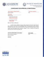 ARDES09-FORM-07-COMPLIANCE-FOR-APPROVAL-CONDITIONAL.docx
