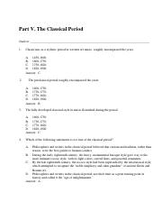 Clical Music Review - 1 Symphony may be defined as a(n musical ... on