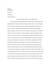 Medical school essays writing service