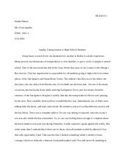 SECOND DRAFT ARGUMENTATIVE ESSAY.odt
