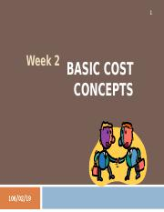 Week 2 - Basic Cost Concepts (complete).ppt