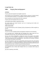 FA 3 CHAPTER 29 SMEs- PROPERTY, PLANT AND EQUIPMENT.docx
